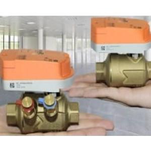 Новый PIQCV (Комбинирований Компактный Клапан)