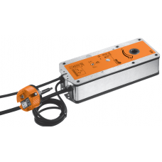 Электропривод огнезадерживающего клапана